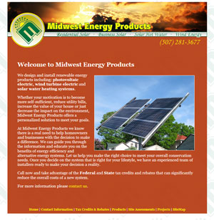 Southern Minnesota Source for Green Energy Technology, Solar & Wind